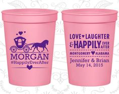 Stadium Cups, Personalized Cups, Wedding Cups, Personalized Plastic Cups, Wedding Cup, Party Cups, Plastic Cups (552)