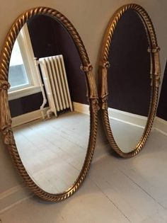 Shield Mirror | Posts, Home and Vintage