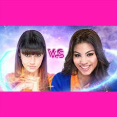 Every Witch Way - Every Witch Way Wiki. Mia vs. Emma!