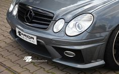 PRIOR-DESIGN PD65 Aerodynamic-Kit for Mercedes E-Class [W211] - PRIOR-DESIGN Exclusive Tuning