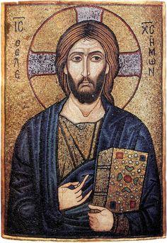 The Saviour. First half of the 12th century
