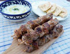 Tzatziki, Sausage, Food, Asia, Fine Dining, Sausages, Essen, Meals, Yemek