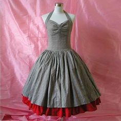 love 50's style dresses