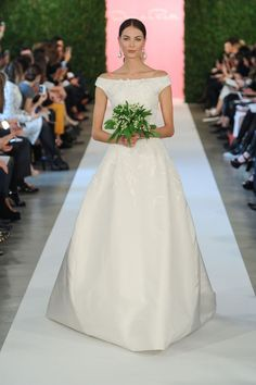 Oscar De La Renta Wedding Gowns | Oscar de la Renta Spring 2015 Wedding Dresses