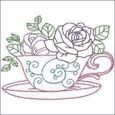 The Latest Trend in Embroidery – Embroidery on Paper - Embroidery Patterns Embroidery Cards, Learn Embroidery, Machine Embroidery Patterns, Applique Patterns, Vintage Embroidery, Embroidery Applique, Cross Stitch Embroidery, Embroidery Designs, Needlework