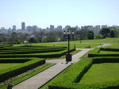 Jardim botanico , Curitiba -Brasil