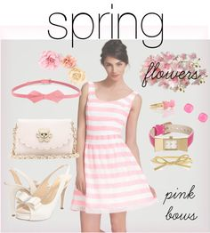 """""""Spring"""" by hansqueakie on Polyvore"""