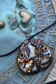 necklace by shoshana brand (CRYING CROW JEWELRY etc.)