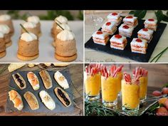 Christmas Snacks, Hors D'oeuvres, Canapes, Aesthetic Iphone Wallpaper, Sushi, Recipies, Food And Drink, Appetizers, Ethnic Recipes