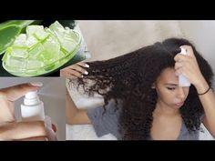 Aloe Vera Moisturizing Hair Spray for Hair Growth, Scalp Circulation and Moisture Spray Moisturizer, Natural Hair Moisturizer, Aloe Vera For Skin, Aloe Vera Face Mask, Best Beauty Tips, Beauty Hacks, Beauty Secrets, Beauty Products, Natural Hair Growth