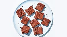 Cocoa Brownies Recipe | Bon Appetit (part of BA's best of the best list). Add dark chocolate chunks or chips.