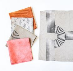 HANS NAPKIN – Block Shop Styrofoam Plates, Peony Arrangement, Concrete Bowl, Heath Ceramics, Taper Candles, Family Signs, Cloth Napkins, Natural Linen, Table Linens
