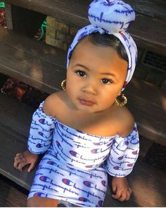 Beautiful Black Babies Adorable Elegant Cute Black Baby Hairstyles - Natural Black Hair Styles For Women & Men - So Cute Baby, Cute Mixed Babies, Cute Black Babies, Black Baby Girls, Beautiful Black Babies, Pretty Baby, Cute Little Girls, Cute Baby Clothes, Cute Babies