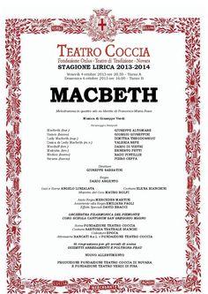 #ElenaBianchini #costumi #Macbeth #Verdi #TeatroCoccia #Novara regia di #DarioArgento http://omaventiquaranta.blogspot.it/2013/09/elena-bianchini-e-i-suoi-costumi-per-il.html
