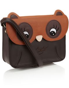 Love this owl satchel from Accessorize :-) Owl Bags, Cute Owl, Kids Bags, Cambridge Satchel, Cross Body Handbags, Fashion Bags, Women's Accessories, Purses, Inspiration
