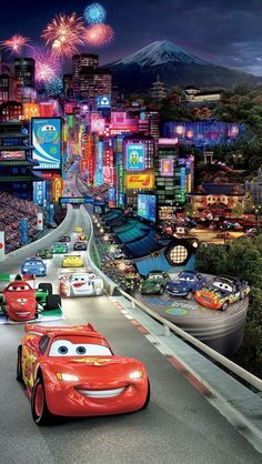 Pin By Marcysia Hendrich On Cos In 2020 Disney Cars Wallpaper Pixar Cars Car Wallpapers