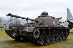 Photo album of a Tank Patton - WalkAround - The Patton is a medium tank that was designed in the United States - English Patton Tank, M48, Ride 2, Ebay Search, Military Weapons, Early American, Vietnam War, Cold War, Marine Corps
