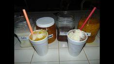 JARABES  PARA RASPADOS!!! - YouTube Snow Cone Syrup, Snow Cones, Tamarindo, Snow Cone Stand, Summertime, Ice Cream, Make It Yourself, Syrup Recipes, Desserts