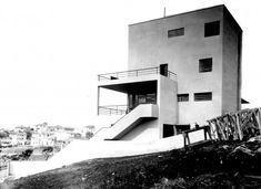 Gregori Warchavchik   Residência Rua Bahia   São Paulo (1930)