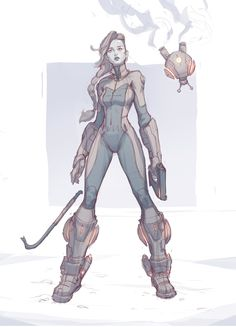 ArtStation - Sketches, Aleksey Bayura