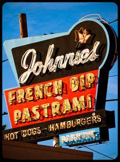Johnnie's Pastrami by Corey Miller (TooMuchFire), via Flickr