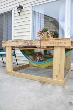 37 Insanely Creative DIY Backyard Furniture Ideas That Everyone Should Pursue homesthetics decor (9)