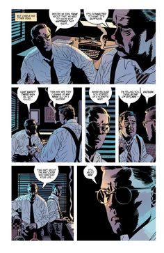 Preview: The Fade Out #10, Story By: Ed Brubaker Art By: Sean Phillips, and Elizabeth Breitweiser Cover By: Sean Phillips, and Elizabeth Breitweiser Published: October 21, 20...,  #EdBrubaker #ElizabethBreitweiser #Image #ImageComics #Preview #SeanPhillips #TheFadeOut