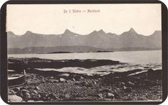 Syv Søstre i Nordland fylke. Utg Narvesen Stemplet 1923