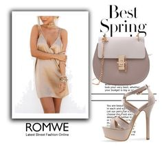 """""""Romwe IX/9"""" by m-sisic ❤ liked on Polyvore featuring H&M"""