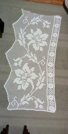 Crochet Lace Edging, Crochet Squares, Crochet Baby, Knit Crochet, Silk Ribbon Embroidery, Embroidery Patterns, Hand Embroidery, Baby Knitting Patterns, Crochet Patterns