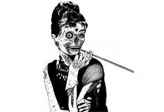 #Zombie at Tiffany's ~ Interweb3000