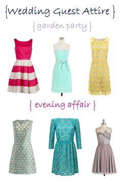 0ef66a046 Eventful Fashions: Wedding Guest Attire Evening Wedding Guest Style, Semi  Formal Dresses For Wedding