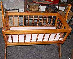 my full size ethan allen spindle bed framed purchased