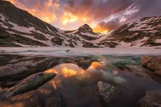 Mountain Photography by Koveh Tavakkol