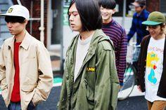 DYGLのファッション
