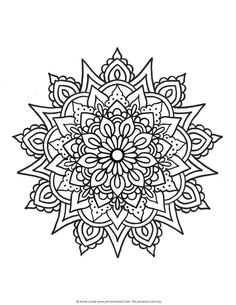 Over At Jamie Locke Art Is A Super Talented Artist Who Specialized In Mandalas This The Beginning Of What She Hopes Will Soon Be Coloring Book