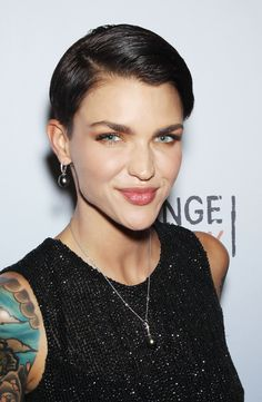 Everything you wanted to know about Ruby Rose.