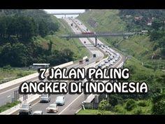7 Jalan Paling Angker Di Indonesia, Banyak Di Huni Jin Dan Setan Yang Sering Usil & Mengganggu
