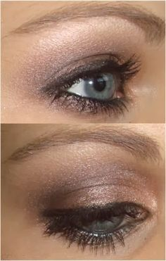 ♥ Eyes: NYX Jumbo Pencil in French Fries (base) MAC All That Glitters e/s MAC Satin Taupe e/s MAC Carbon e/s MAC Smolder eyeliner CS Gel lin...