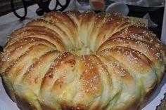 В моята кухня с мен Ваня Джорджевич: Геврек погача с кашкавал и сирене.