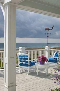 Love that Beach Cottage Feel!