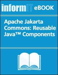 Free eBook to Apache Jakarta Commons: Reusable Java™ Components Save time and money with reusable open source Java™ components. Master the Jakarta Commons Library of Open Source Java™ Components! Science Books, Computer Science, Jakarta, Java, Free, Computer Technology