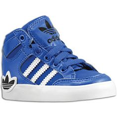 new style bb12c 4ed6d adidas Originals Hard Court Hi - Boys Toddler - Sport Inspired - Shoes -  Collegiate RoyalWhite