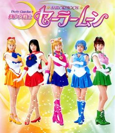 Sailor Moon - Pretty Guardian Sailor Moon Live-Action TV Series aired on Japanese TV 2003 - 2004 ) its amazing! Love it! : ) <3 #sailormoon #pgsmsailormoon #sailormoonliveaction