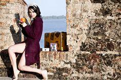 Editorial Delirium- Forte do Castelo, Belém-Pará. by Naisha Cardoso- Objetos com Personalidade, via Flickr