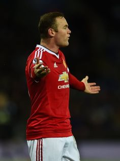 Wayne Rooney On Bench – Manchester United Team vs Stoke City Confirmed - http://footballersfanpage.co.uk/wayne-rooney-on-bench-manchester-united-team-vs-stoke-city-confirmed/