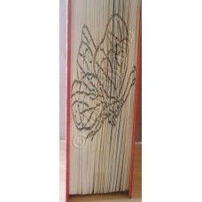 Butterfly Book Folding Patterns / Templates and Book Folding Software on Bookami®