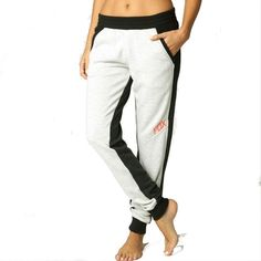 Fox Racing Blockade Womens Ladies Casual Lounge French Terry Sweats Pant