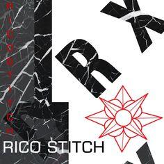 RICO STITCH - LAYERS, COLLAGE AND MOOD BOARD #RICOSTITCH #MENSWEAR #AW14