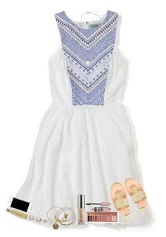 """""""went on a huge shopping spree yesterday"""" by kyliegrace ❤ liked on Polyvore featuring beauty, Flying Tomato, Urban Decay, Maybelline, Electric Picks, Alex and Ani, Jack Rogers, Honora, Kendra Scott and S'well"""